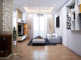 Thông tin chi tiết về dự án thiết kế căn hộ chị Hạnh Ehome S quận 9:   by TNHH xây dựng và thiết kế nội thất AN PHÚ CONs 0911.120.739