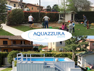 Garden Pool by Aquazzura Piscine