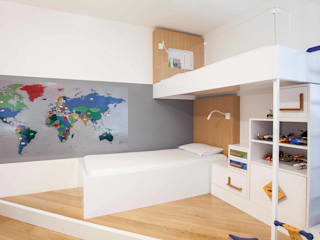 Hayretçi Kids Room Pebbledesign / Çakıltașları Mimarlık Tasarım Modern