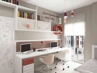 od Pebbledesign / Çakıltașları Mimarlık Tasarım Nowoczesny