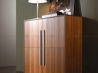 Decordesign Interiores Living roomCupboards & sideboards Wood Wood effect