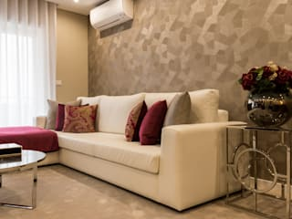 Classic style living room by NOZ-MOSCADA INTERIORES Classic