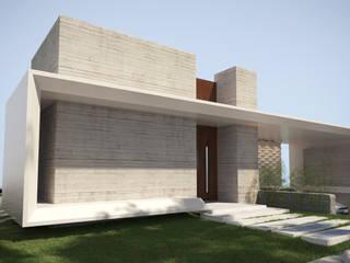 Projeto Casa Moderna JC Pendotiba Niterói: Banheiros  por Gelker Ribeiro Arquitetura | Arquiteto Rio de Janeiro