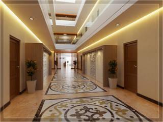 Hoteles de estilo rústico de Arsitekpedia Rústico