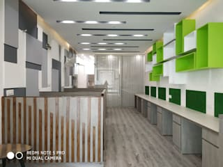 Office Design Ideas:  Office buildings by MAG Consultancy
