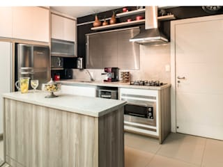 Revisite Built-in kitchens MDF White
