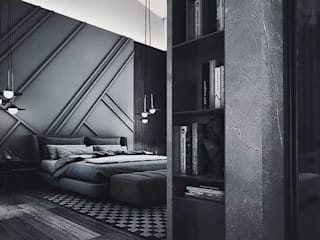 Residence: minimalist  by Unk associates,Minimalist