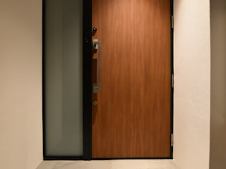 Style Create Front doors Wood effect
