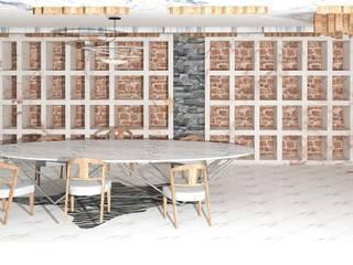Modern dressing room by SKY İç Mimarlık & Mimarlık Tasarım Stüdyosu Modern