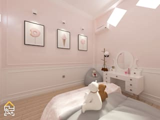Girl Bedroom Make over @ West jakarta Oleh JRY Atelier Modern