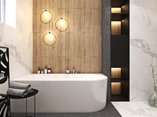 Modern Bathroom by Ambience. Interior Design Modern
