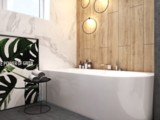 Bathroom by Ambience. Interior Design