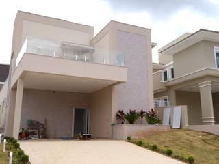 Gerenciamento de Obra Residencial: Condomínios  por Eric Harada - Projetos e Construções,Moderno