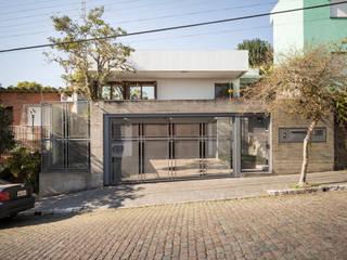 Kali Arquitetura Casas unifamiliares Concreto