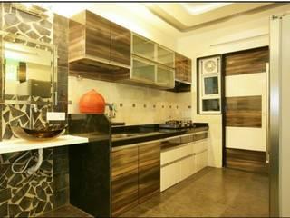 Mr. Thakkar:  Kitchen by HOMEDIGILAND SERVICES PRIVATE LIMITED