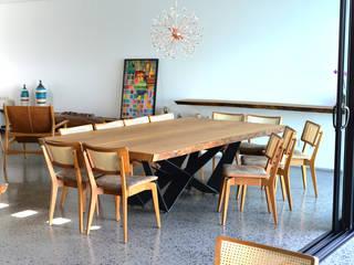Mesa de Jantar em Madeira Maciça por ArboREAL Móveis de Madeira Rústico