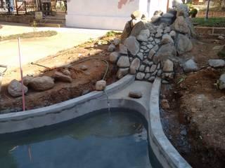 Projeto e Gerenciamento : Jardins zen  por Eric Harada - Projetos e Construções,Asiático