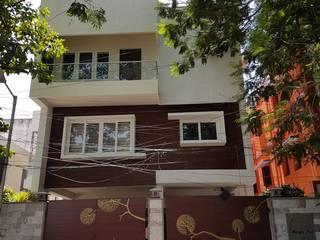 House @ Cenatoph road by Uncut Design Lab Asian