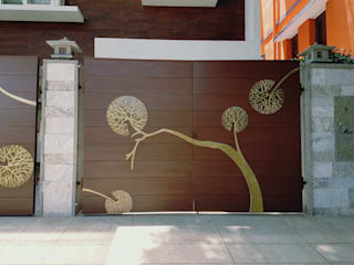 by Uncut Design Lab Asian