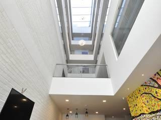 Vivid Hotel, Trichy Modern walls & floors by Uncut Design Lab Modern
