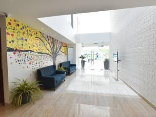 Vivid Hotel, Trichy: modern  by Uncut Design Lab,Modern