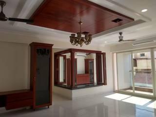 Apartment @ Lancor, Chennai:   by Uncut Design Lab