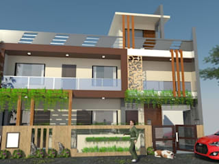 Renovation by Ganpati Decor & Constructions
