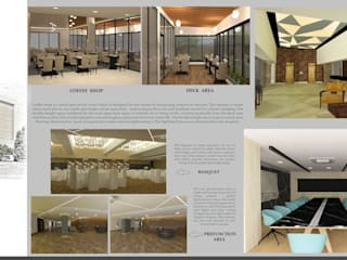 Hotel@ Madurai - Ongoing Classic style walls & floors by Uncut Design Lab Classic