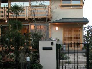 『向日町の家』: 一級建築士事務所 ネストデザインが手掛けた木造住宅です。,