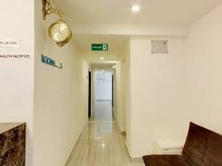 Hotel @ Pammal, Chennai:   by Uncut Design Lab