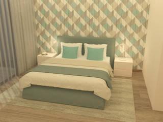 Bedroom by Casactiva Interiores