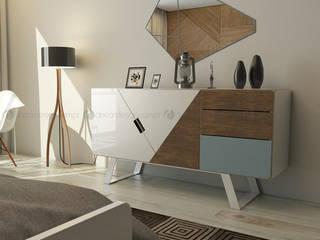 Decordesign Interiores BedroomDressing tables Wood White