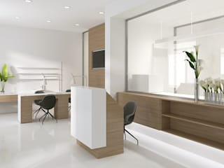 Архитектурное бюро Киев Bureau minimaliste