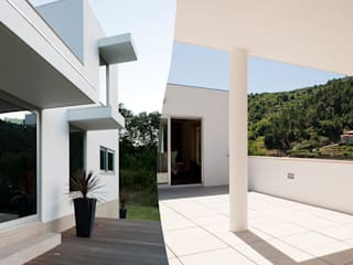 Modern houses by Barbot Modern