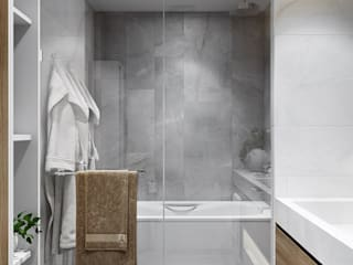 Barkod Interior Design Modern bathroom