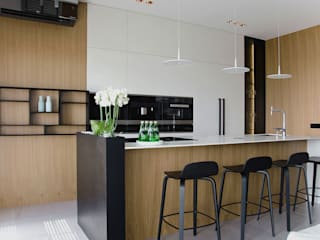 Barkod Interior Design Modern kitchen