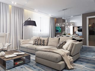 Barkod Interior Design Modern living room