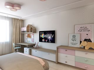 Barkod Interior Design Modern nursery/kids room