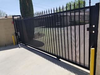 Domestic and Commercial Fencing Services:   by Fever Tree Fencing Cape Town