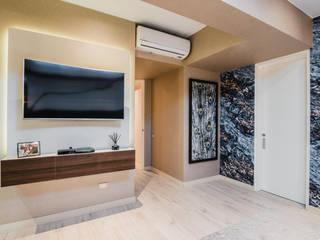 Luis Escobar Interiorismo의  침실