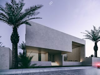 Ghazi House :  de estilo  por CG Arquitectos