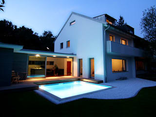 Modern houses by WSM ARCHITEKTEN Modern