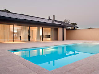 Modern houses by MIDE architetti Modern