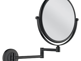 Glasservice König BathroomMirrors Black