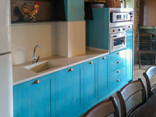 Home Recover Small kitchens Blue
