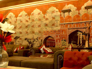 Bombay House: modern  by Studio 63,Modern