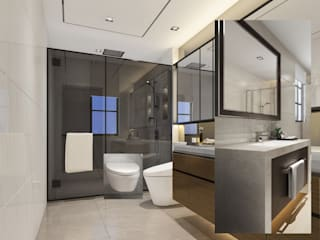 Luxury Solutions Modern bathroom Beige
