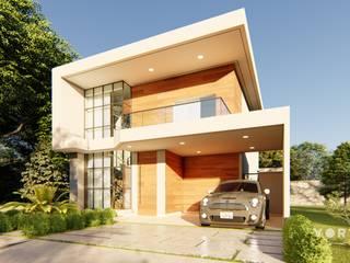 Iluminação dos sonhos: Condomínios  por Vortice Arquitetura