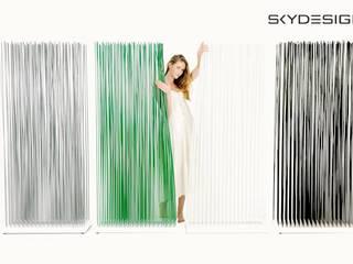 Der Raumteiler von Sky Design bietet den besten Sichtschutz, wenn man verschiedenste Locations.:   von www.skydesign.news - Raumteiler aus Berlin