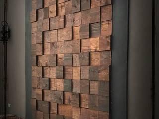 Paredes y suelos de estilo moderno de Stratum Floors Moderno